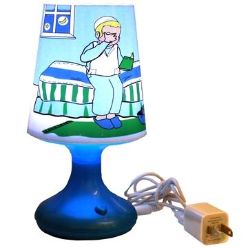 תמונה של מצווה קינדער- מנורת לילה בנים