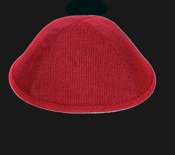 תמונה של כיפה malmush exclusive בצבע אדום