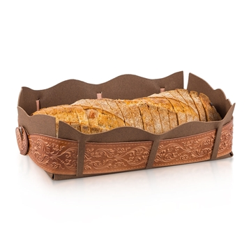 תמונה של מגש לפרוסות חלה / לחם